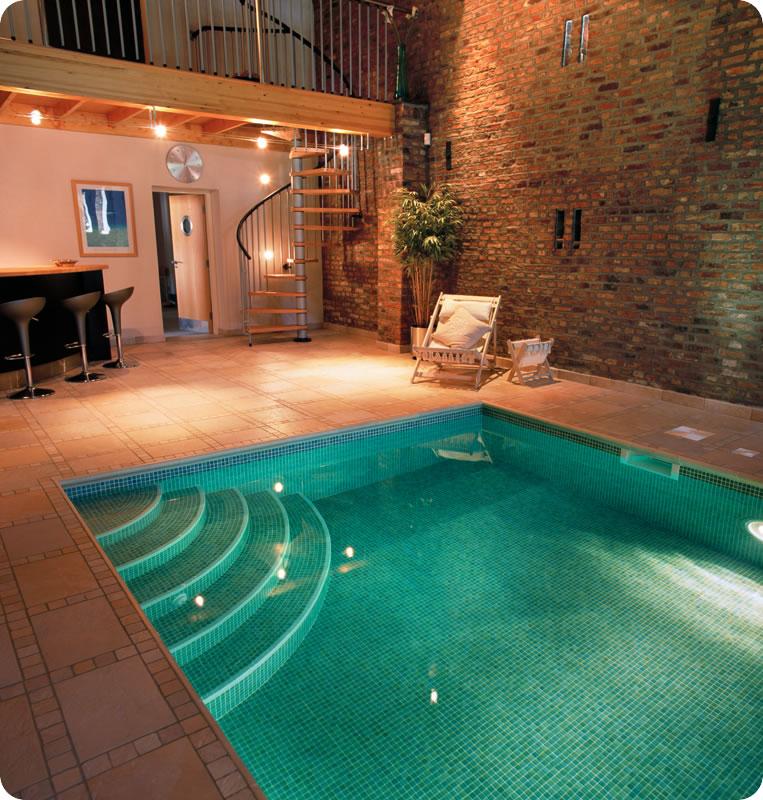 Private pools david hallam ltd uk swimming pool design for Private pool design