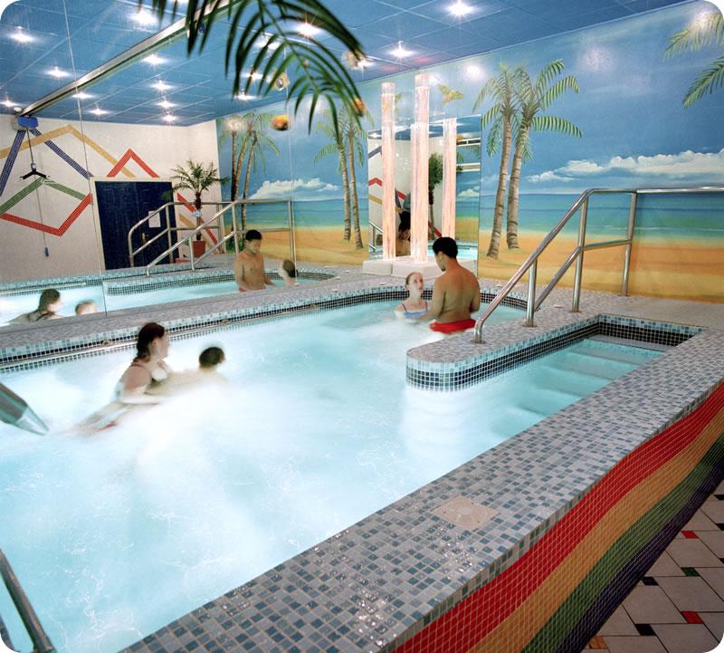 Hydrotherapy Pools David Hallam Ltd Uk Swimming Pool
