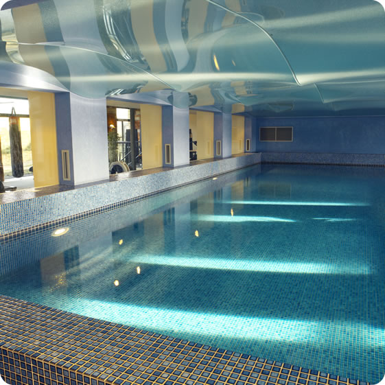 Commercial pools david hallam ltd uk swimming pool design for Commercial pools