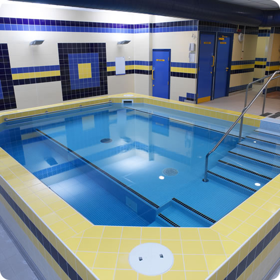 Hydrotherapy Pools David Hallam Ltd Uk Swimming Pool